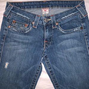Vintage True Religion Bobby Flare Jeans!